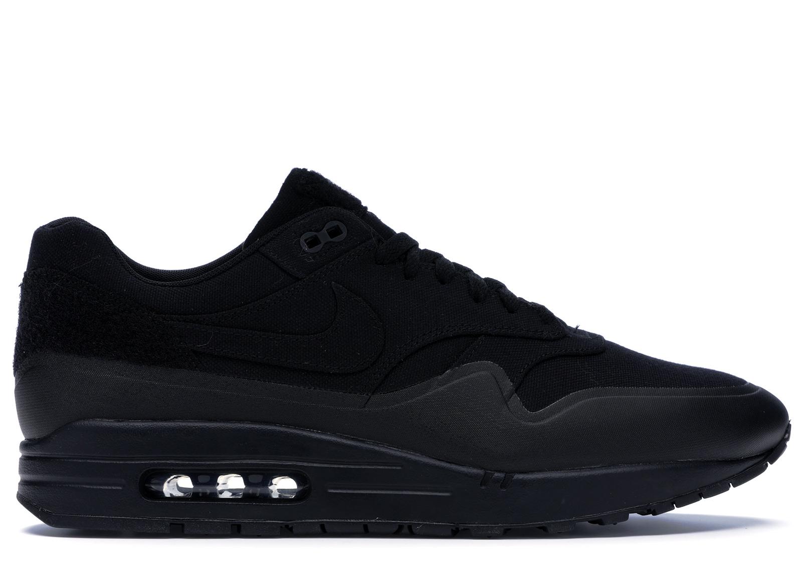Nike Air Max 1 Patch Black - 704901-001