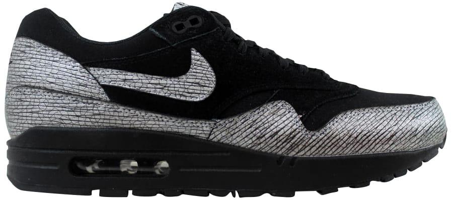 Nike Air Max 1 Premium Black (W)