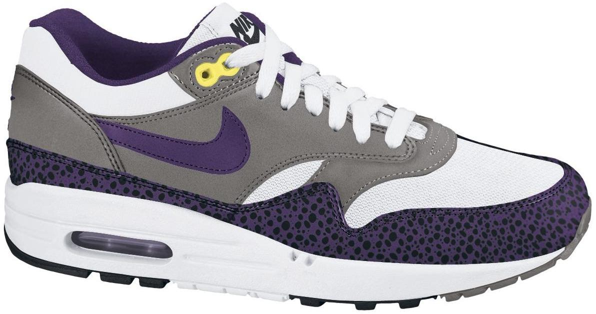 Nike Air Max 1 Safari Grand Purple