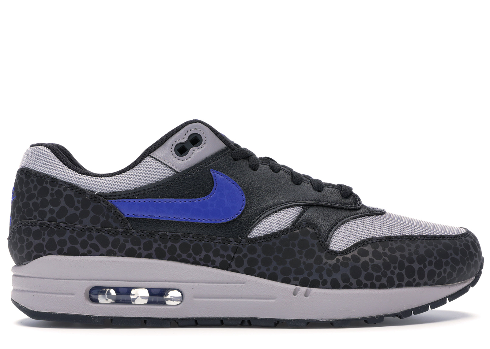Nike Air Max 1 Safari Reflective Black - BQ6521-001