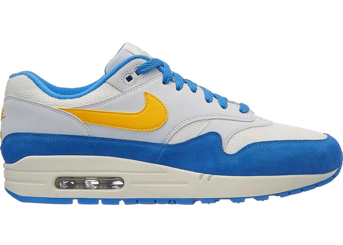Nike Air Max 1 Signal Blue