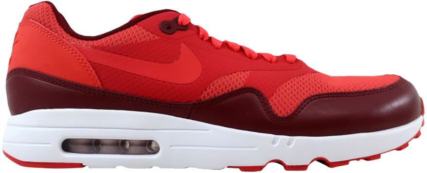 Nike Air Max 1 Ultra 2.0 Essential Track Red/Track Red-Team Red ...