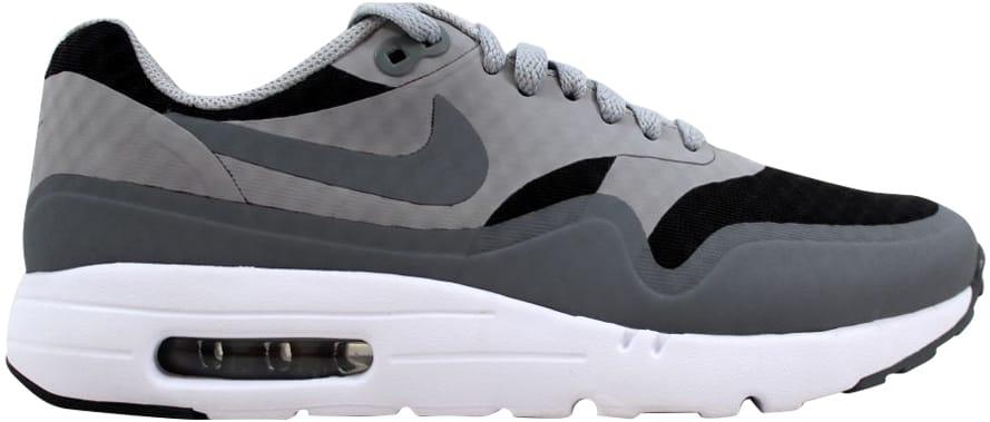 Nike Air Max 1 Ultra Essential Black/Cool Grey-Wolf Grey - 819476-008