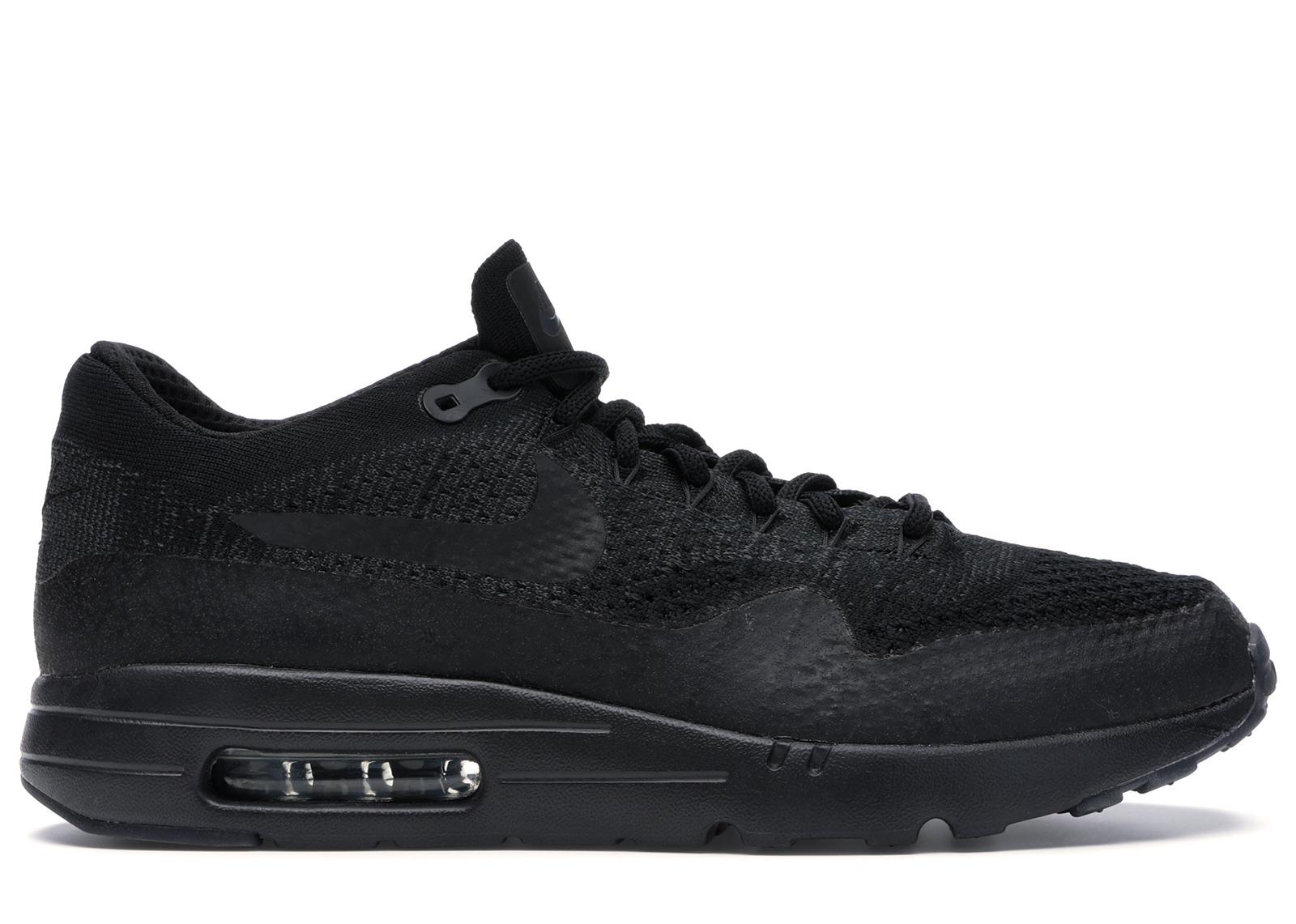 Nike Air Max 1 Ultra Flyknit Black/Black - 856958-001