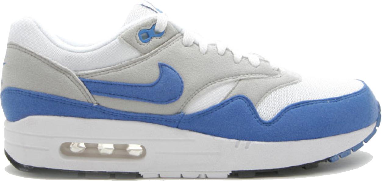 Nike Air Max 1 Varsity Blue (2009) - 378830-141