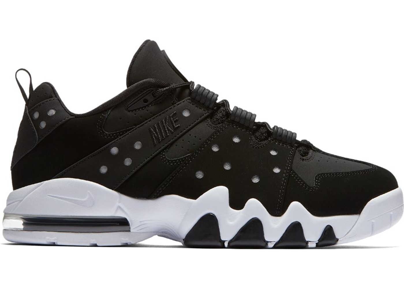 Nike Air Max 2 CB 94 Low Black White