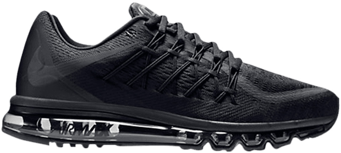 Nike Air Max 2015 Triple Black - 698902-020