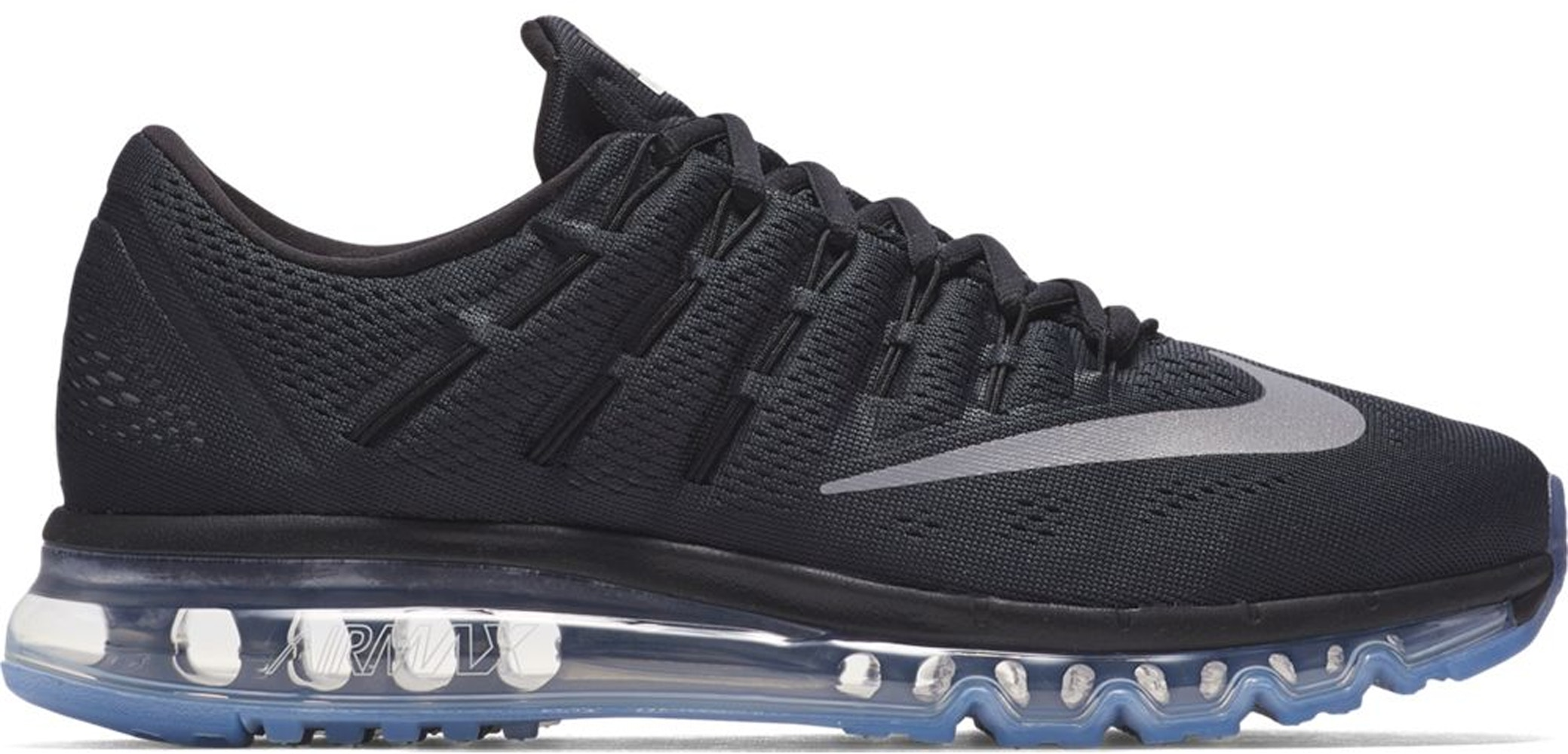 Nike Air Max 2016 Black Dark Grey