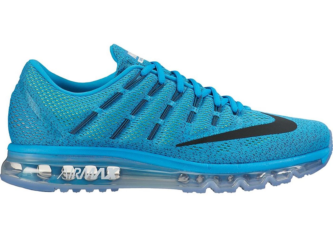 Nike Air Max 2016 Blue Lagoon