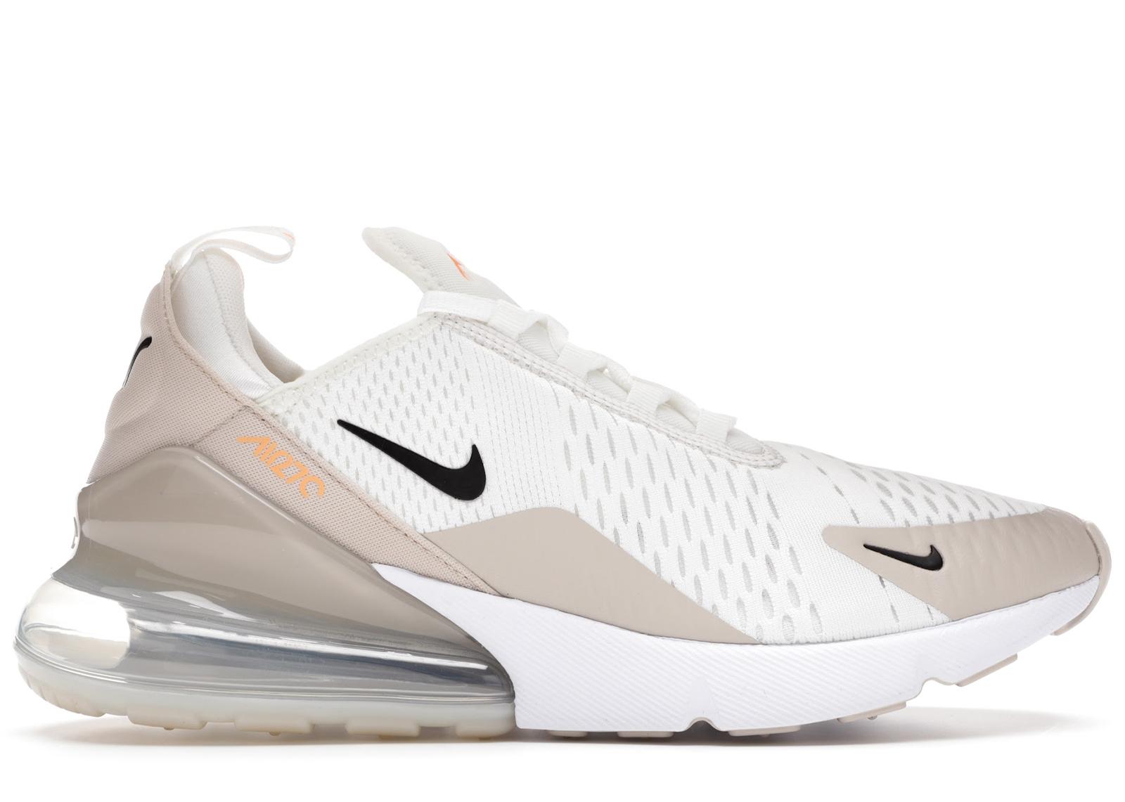 Nike Air Max 270 Desert Sand Peach Cream