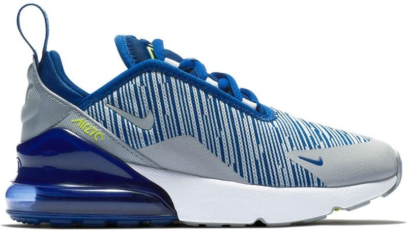 Nike Air Max 270 Indigo Storm (PS) - AO2372-403