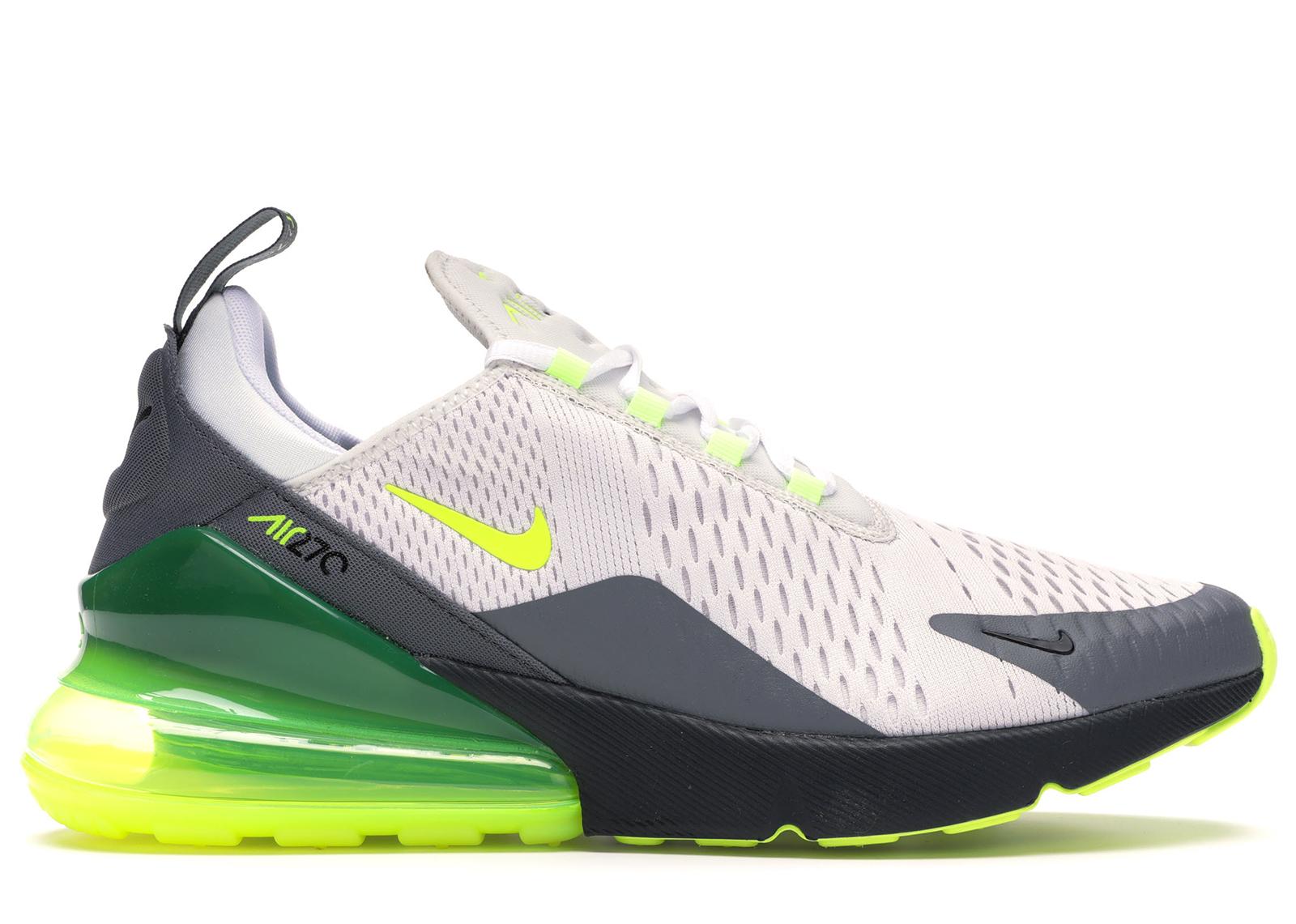 Nike Air Max 270 Platinum Volt