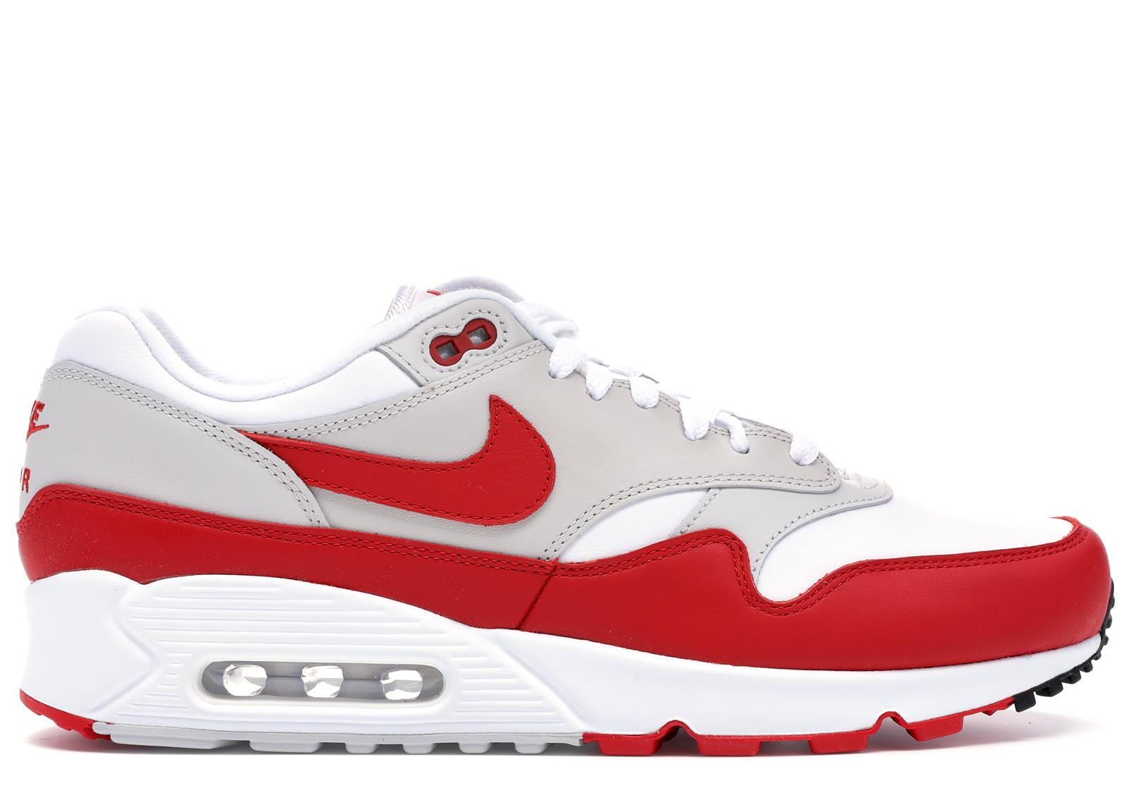 Nike Air Max 90/1 Sport Red - AJ7695-100