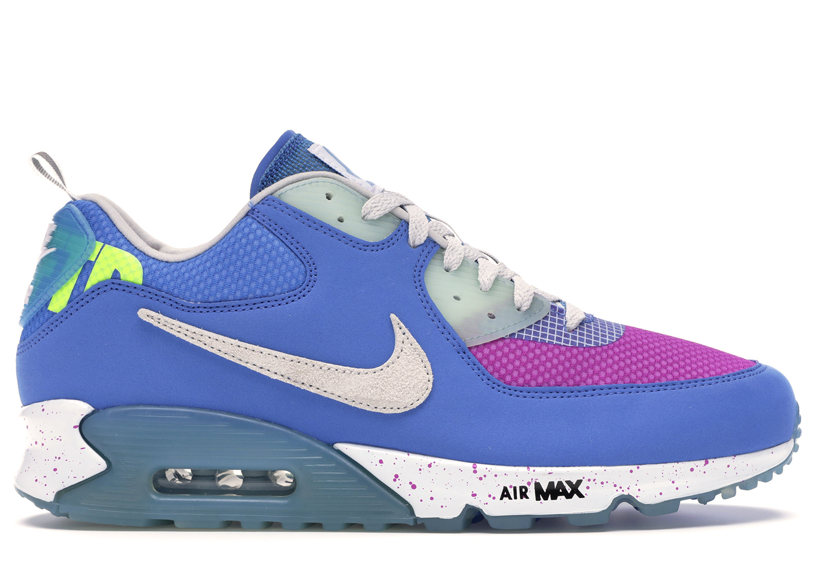 nike air max in blue