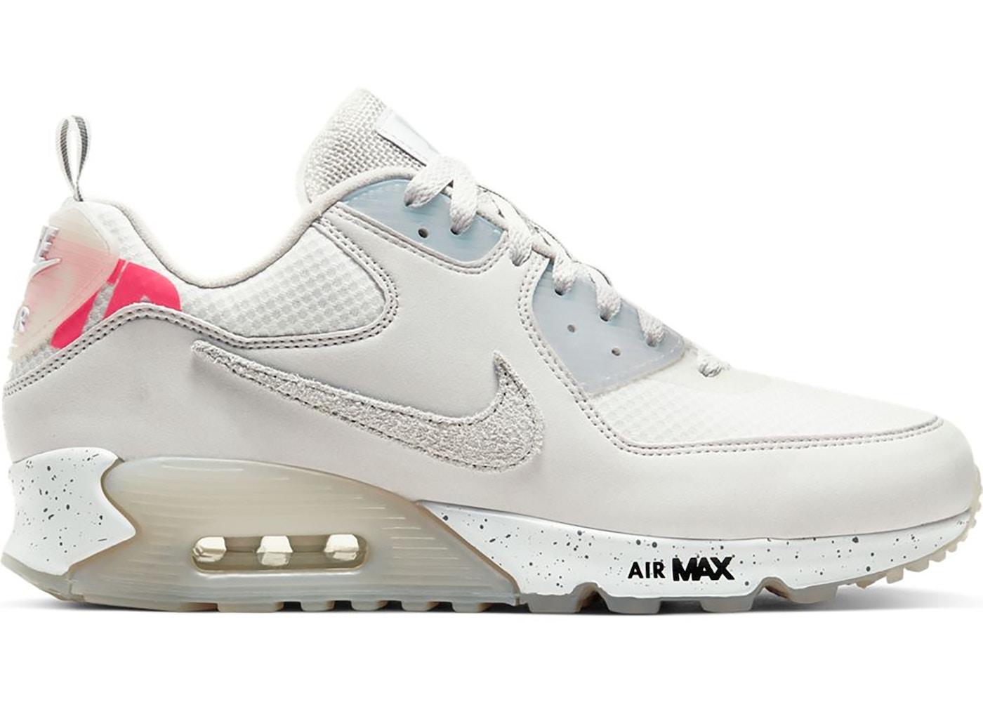 Nike Air Max 90 20 Undefeated Platinum Tint