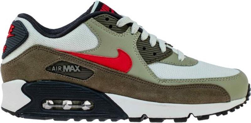 Nike Air Max 90 Beige Chalk - 537384-119