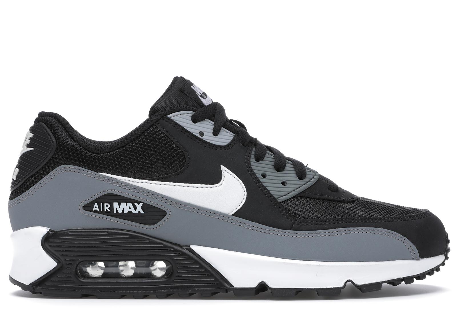 air max 90 black men
