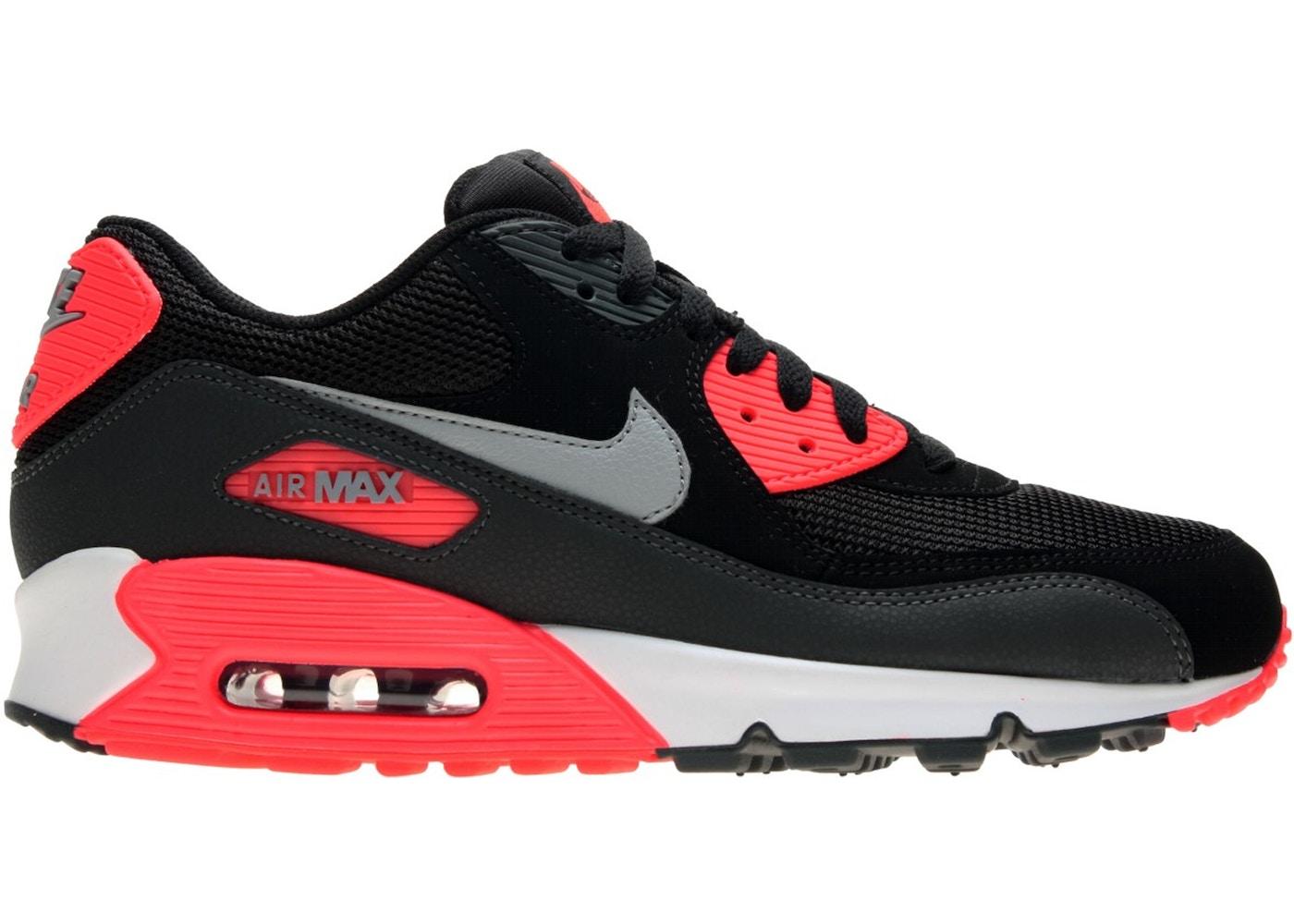 Nike Air Max 90 Black Infrared (2013)