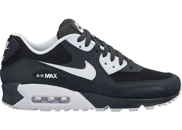 Nike Air Max 90 Black White (2018)