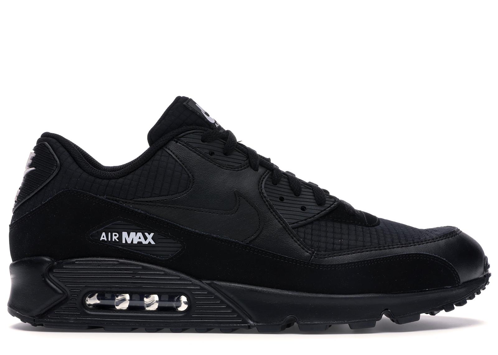 air max 90 nero bianco