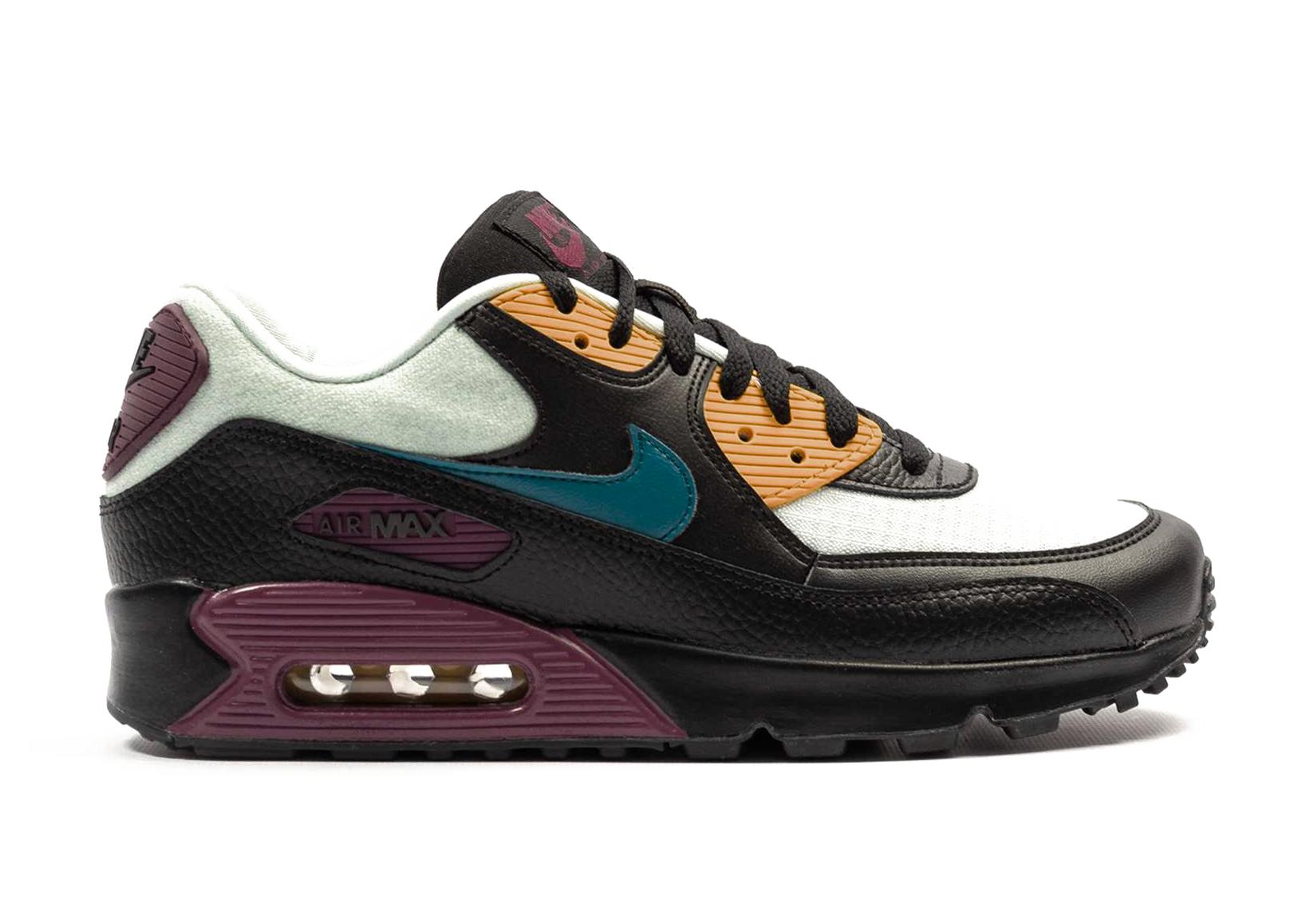 Nike Air Max 90 Bordeaux (W) - 325213-058