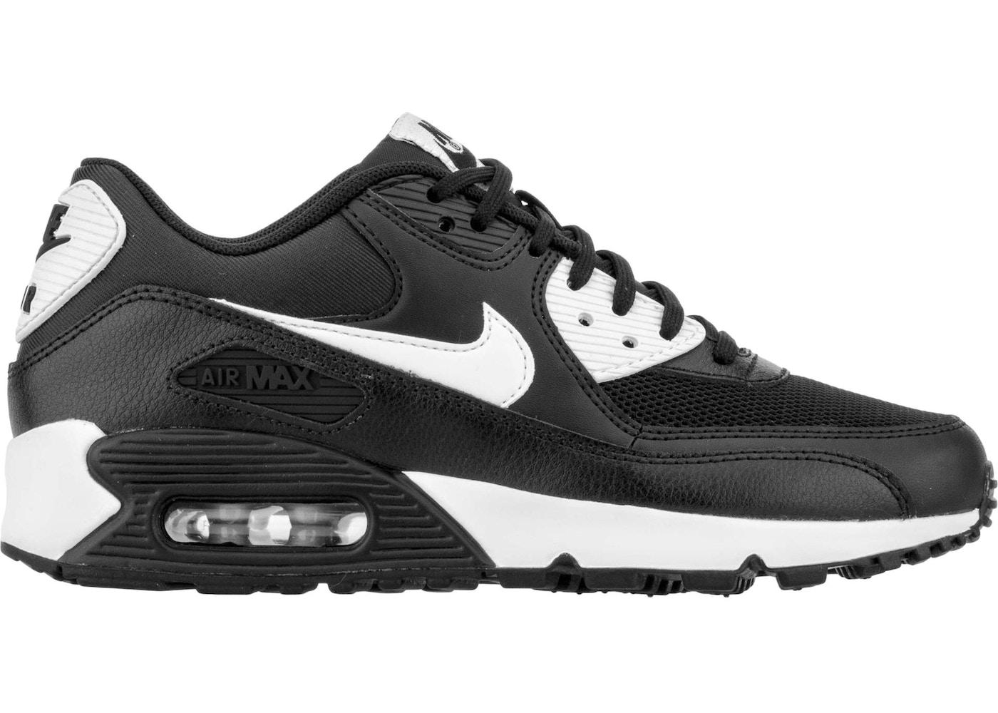 Nike Air Max 90 Essential Black White (W)