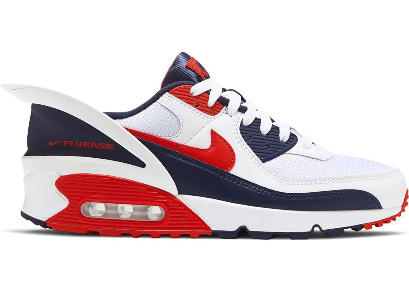 Nike Air Max 90 Flyease USA (2020) - CU0814-104