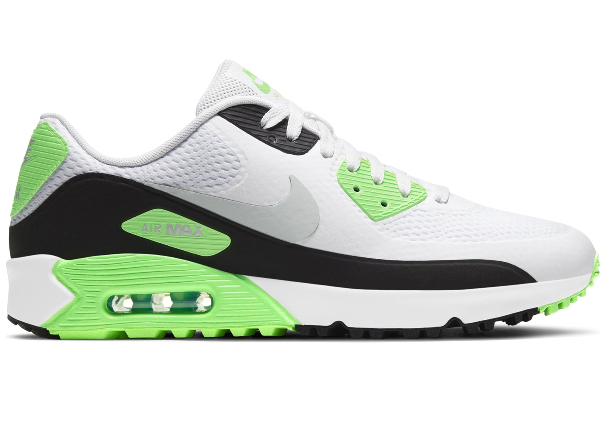 Nike Air Max 90 Golf Flash Lime