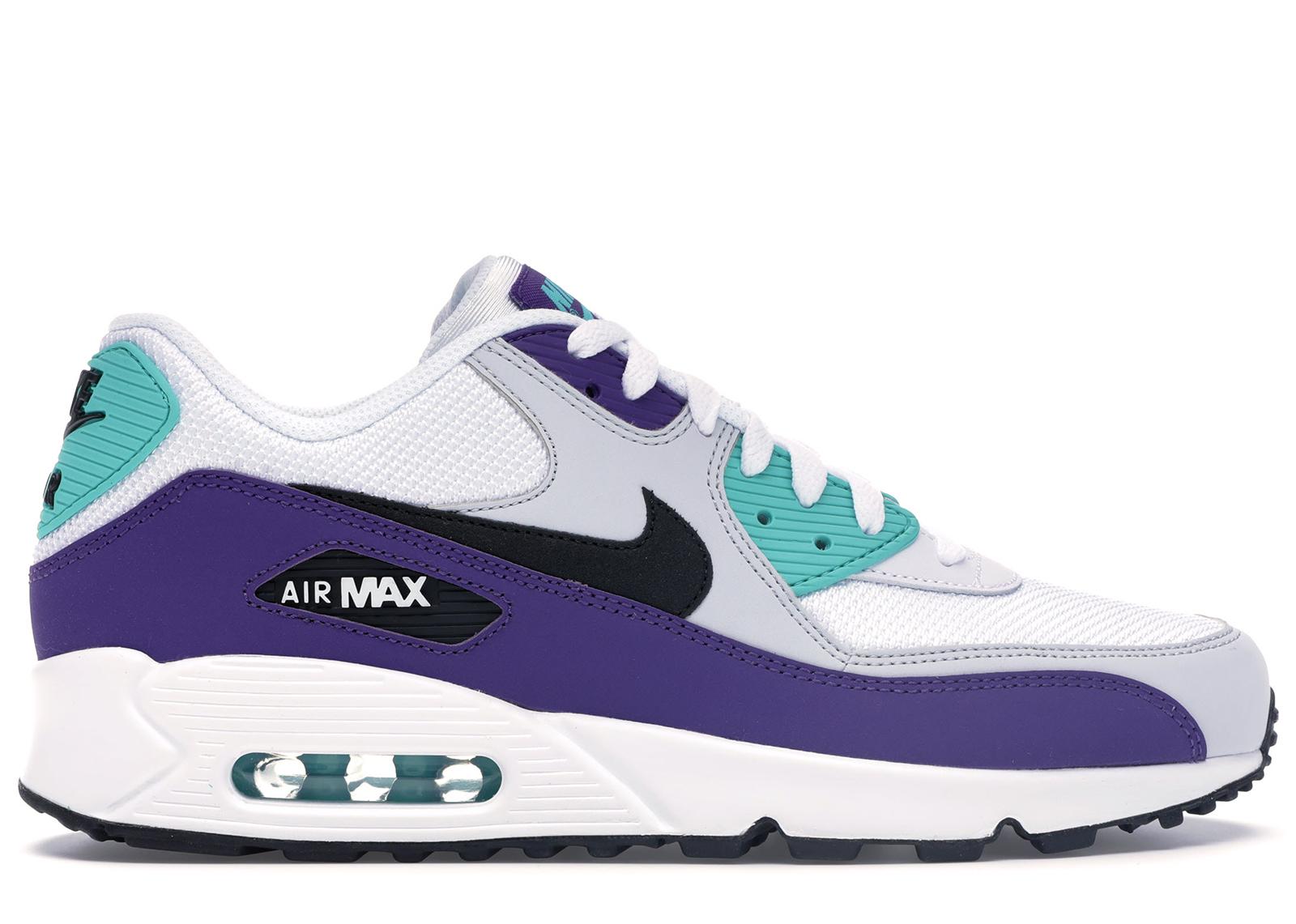 air max 90 uomo bianche viola