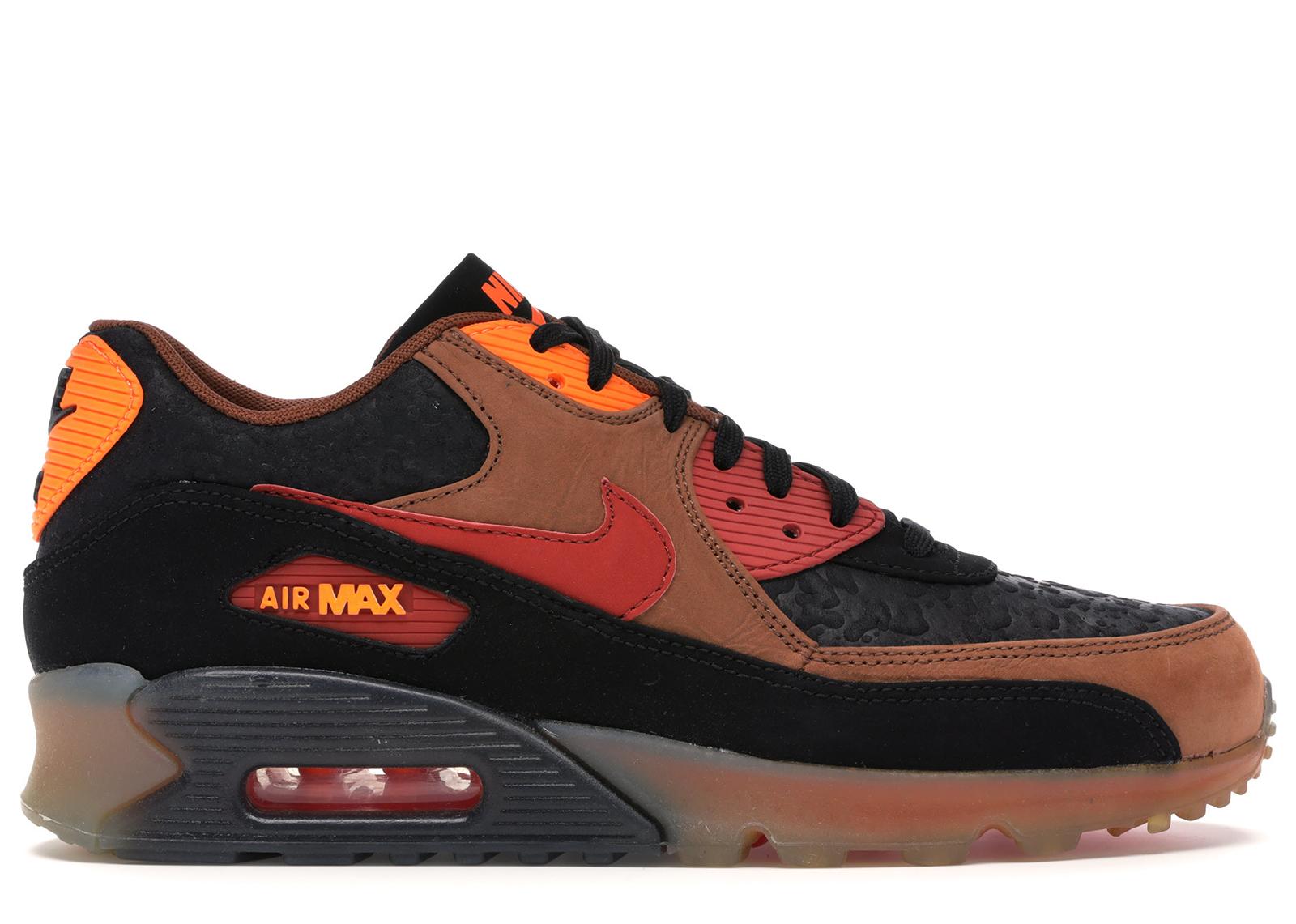 Nike Air Max 90 Halloween (2014) - 717942-006