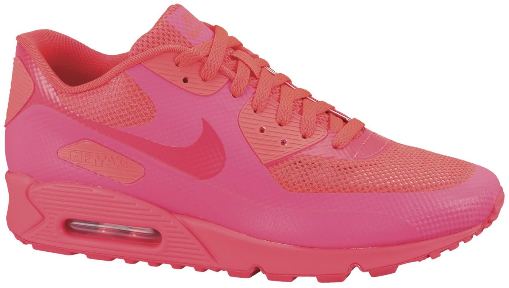 Nike Air Max 90 Hyperfuse Solar Red - 454446-600