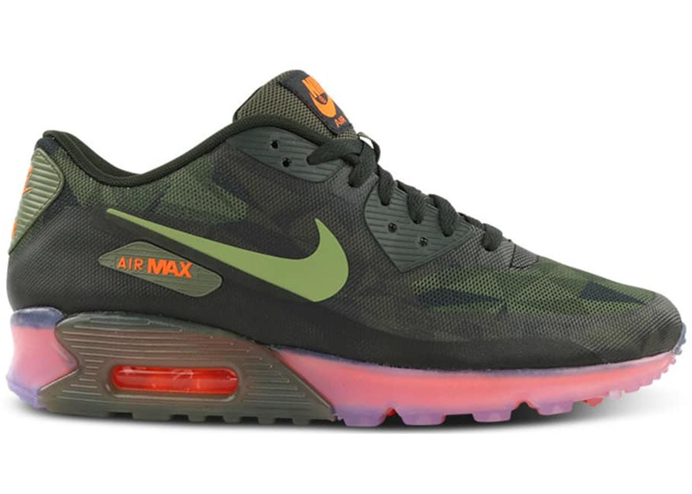 Nike Air Max 90 Ice Rough Green