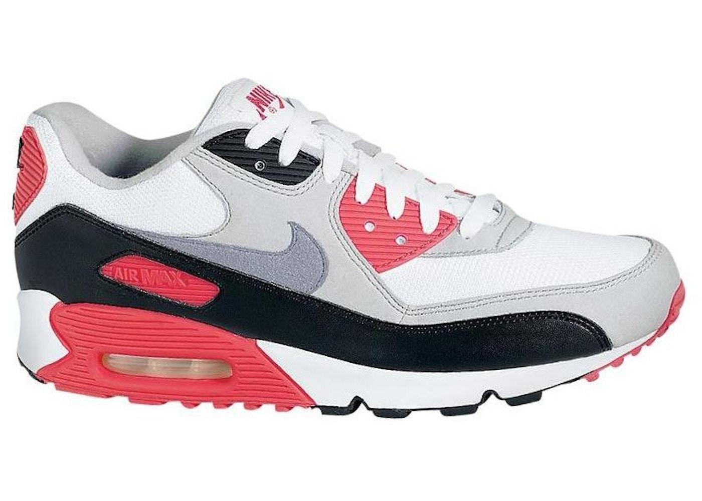 Uganda ayudante Duque  Nike Air Max 90 Infrared (2010) - 325018-107