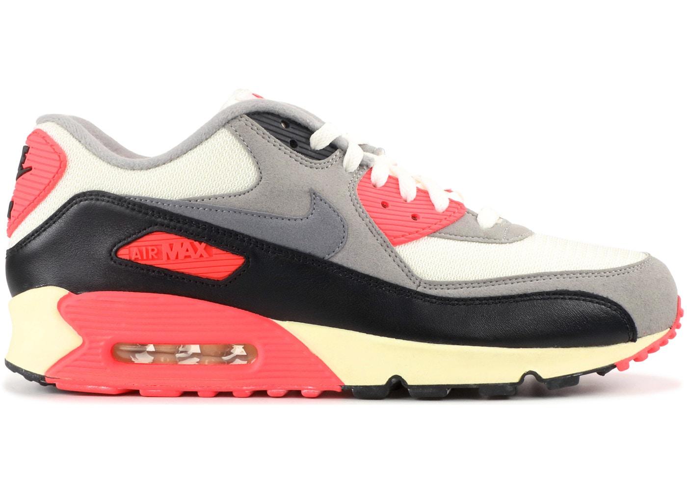 Nike Air Max 90 Infrared Vintage 2013 (B-Grade)