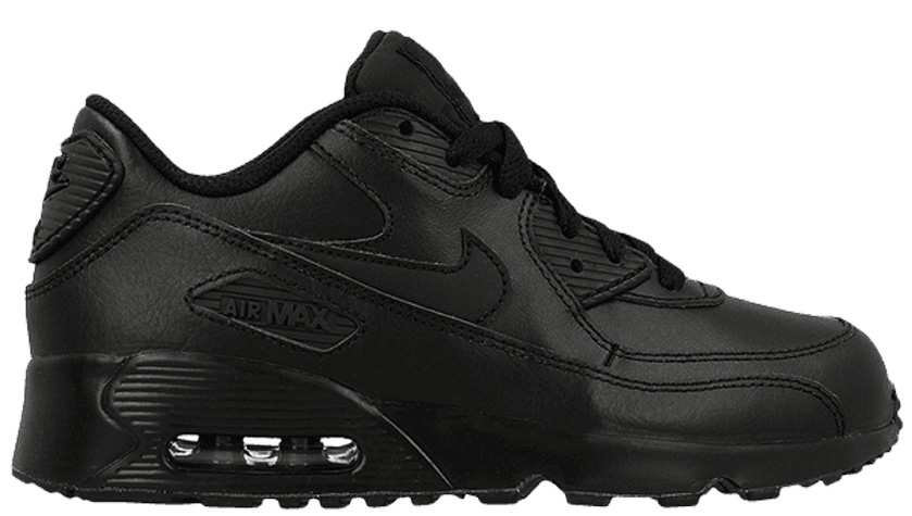 Nike Air Max 90 LTR Black (PS)