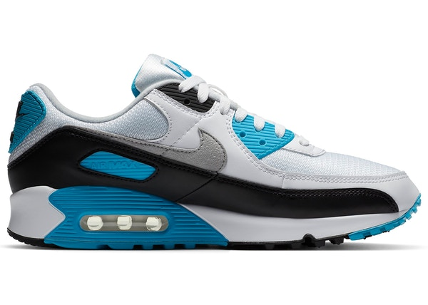 Nike Air Max 90 Laser Blue (2020) - CJ6779-100