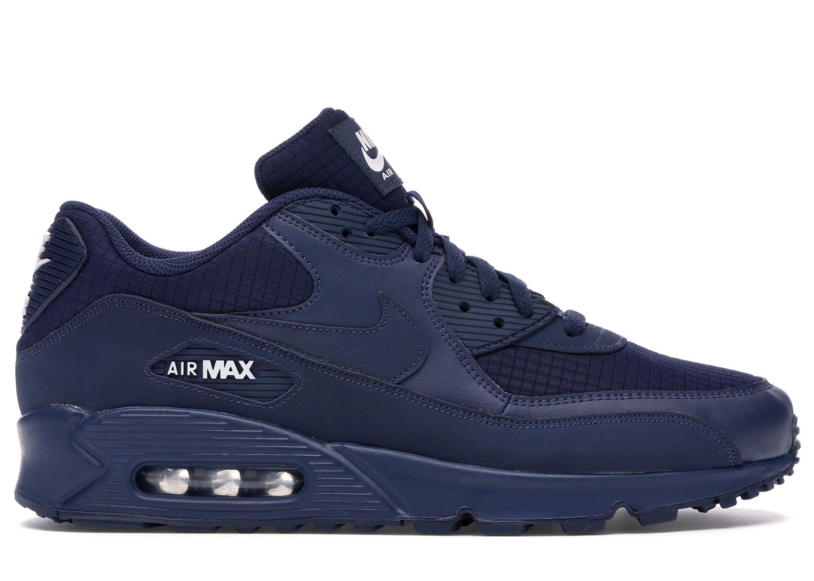 Nike Air Max 90 Midnight Navy - AJ1285-404