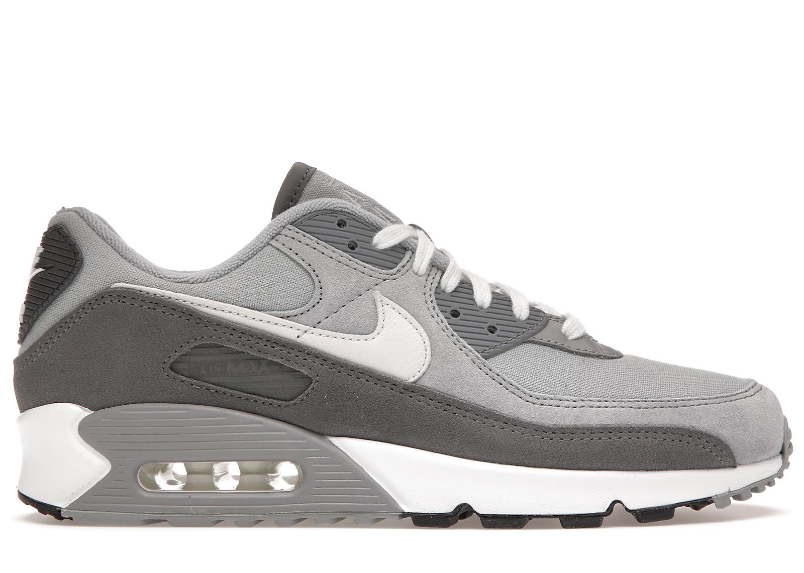 Nike Air Max 90 PRM Light Smoke Grey
