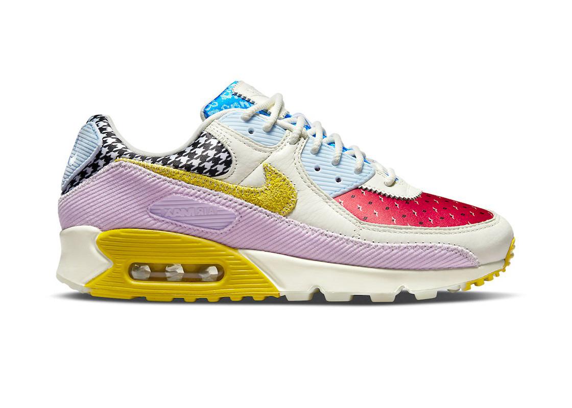 Nike Air Max 90 Patchwork (W)