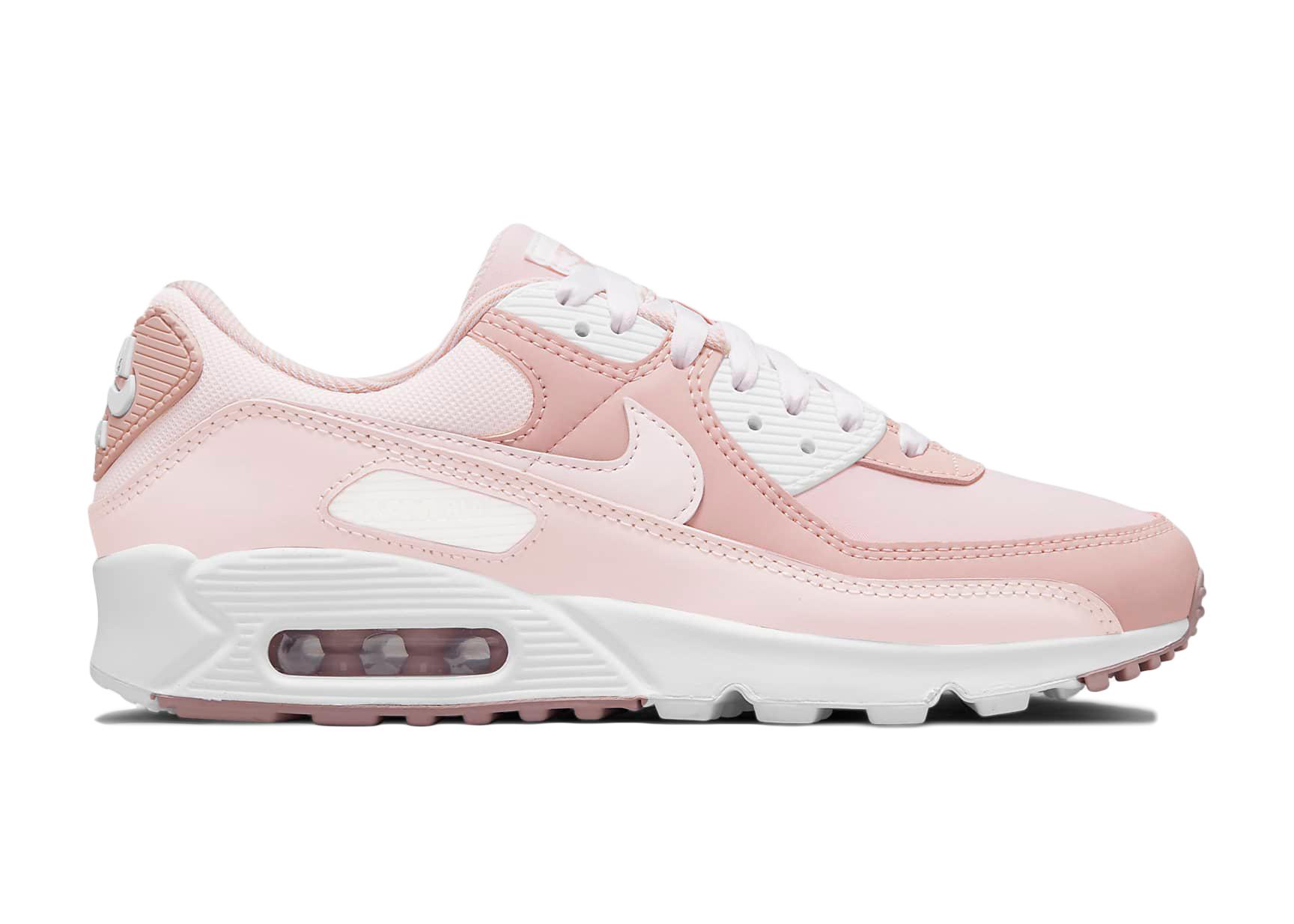 Nike Air Max 90 Pink Oxford (W)