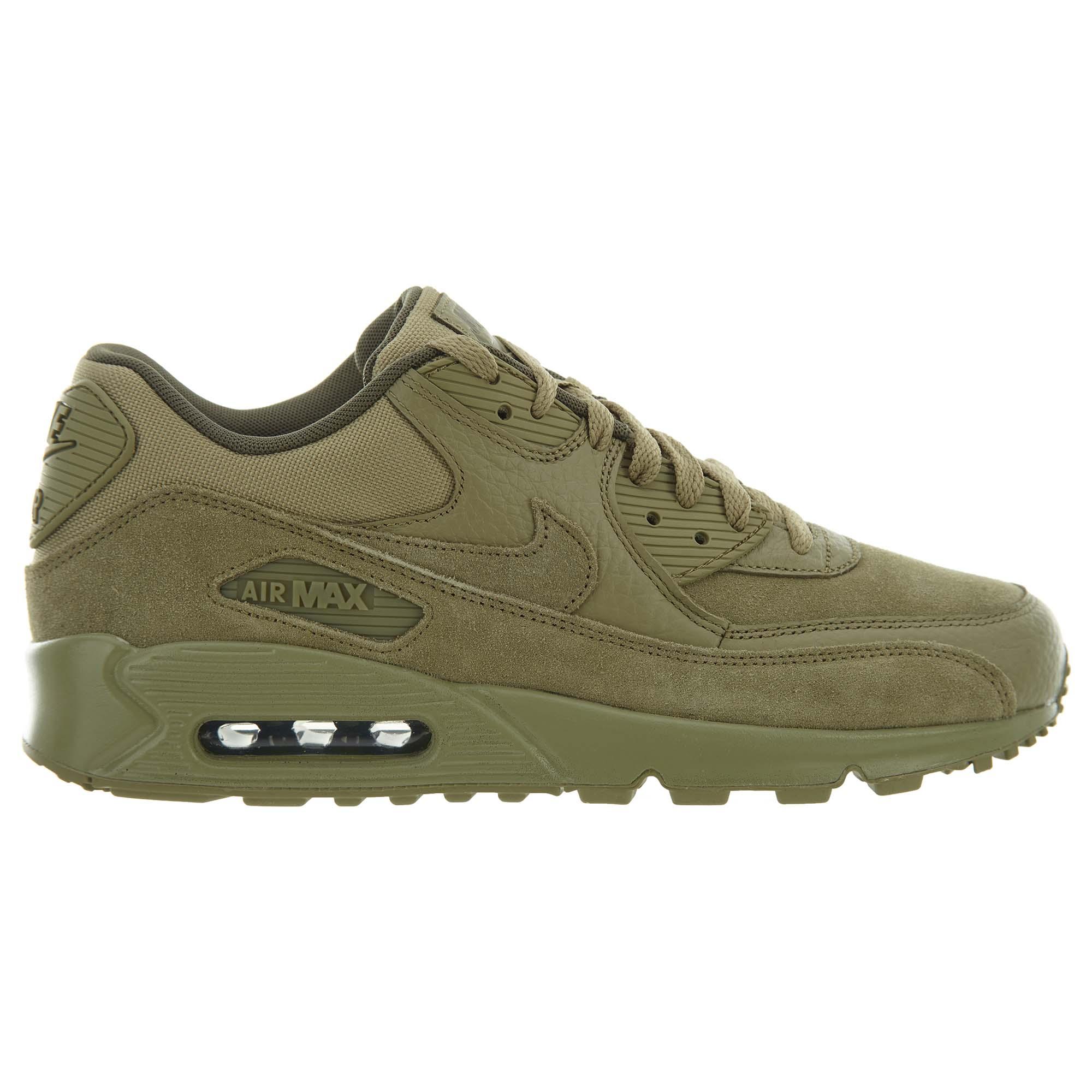 Nike Air Max 90 Premium Neutral Olive Neutral Olive - 700155-202