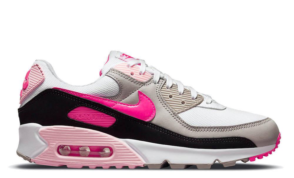 Nike Air Max 90 Rose Hot Pink (W)