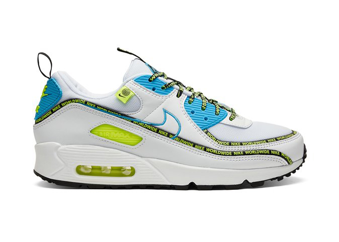 Nike Air Max 90 SE Worldwide