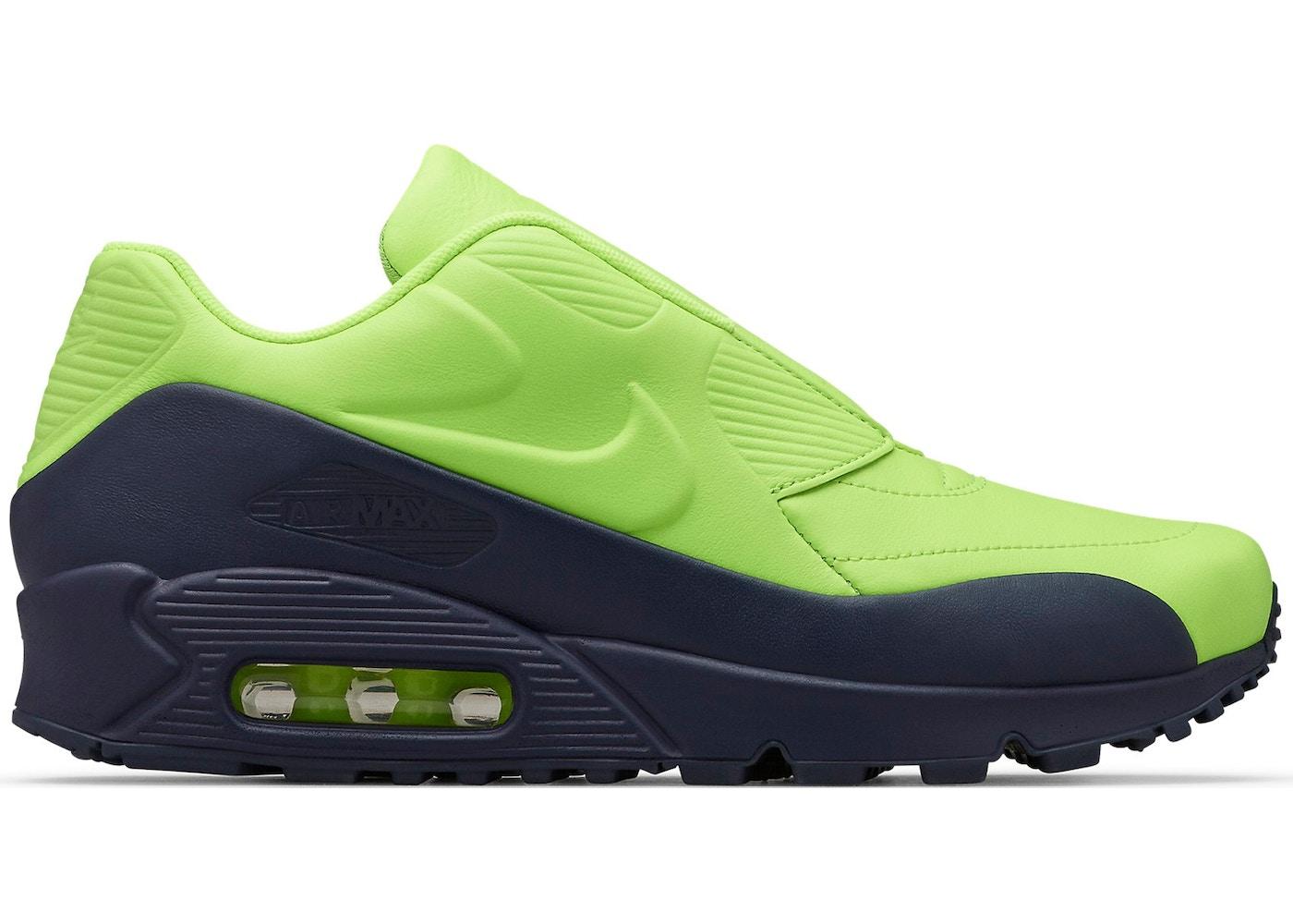 Nike Air Max 90 Sacai Volt Obsidian (W) - 804550-774
