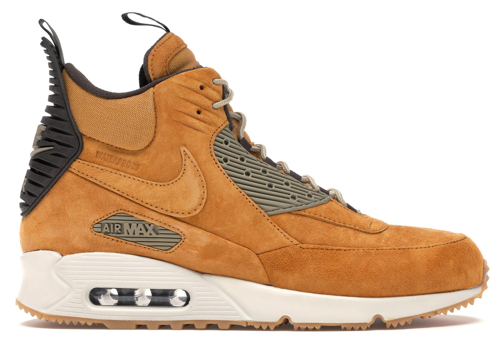 Nike Air Max 90 Sneakerboot Winter Wheat