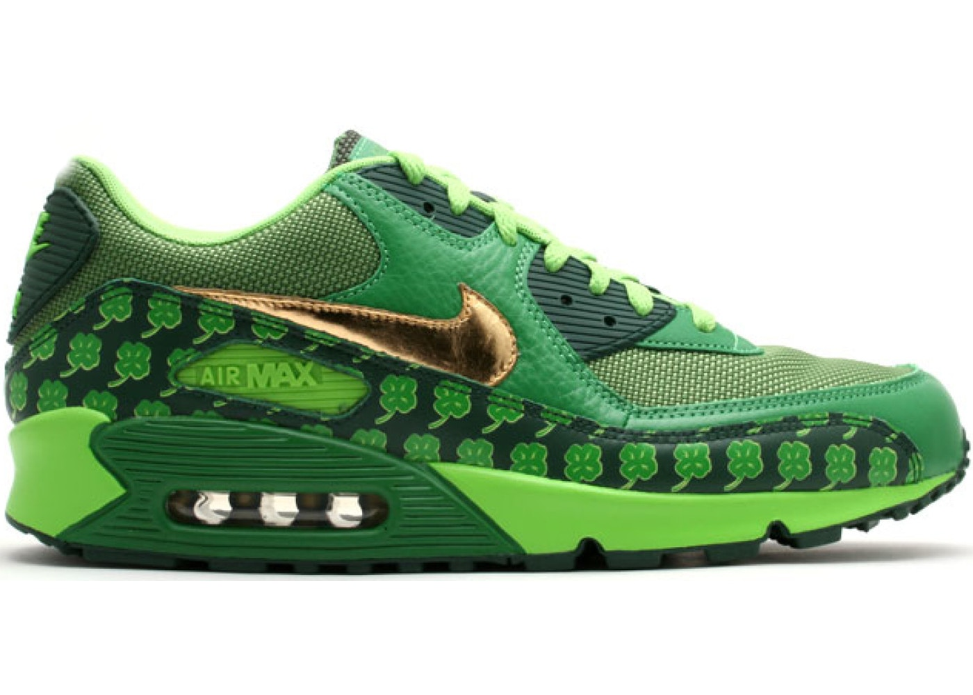 Nike Air Max 90 St. Patty's Day (2007)
