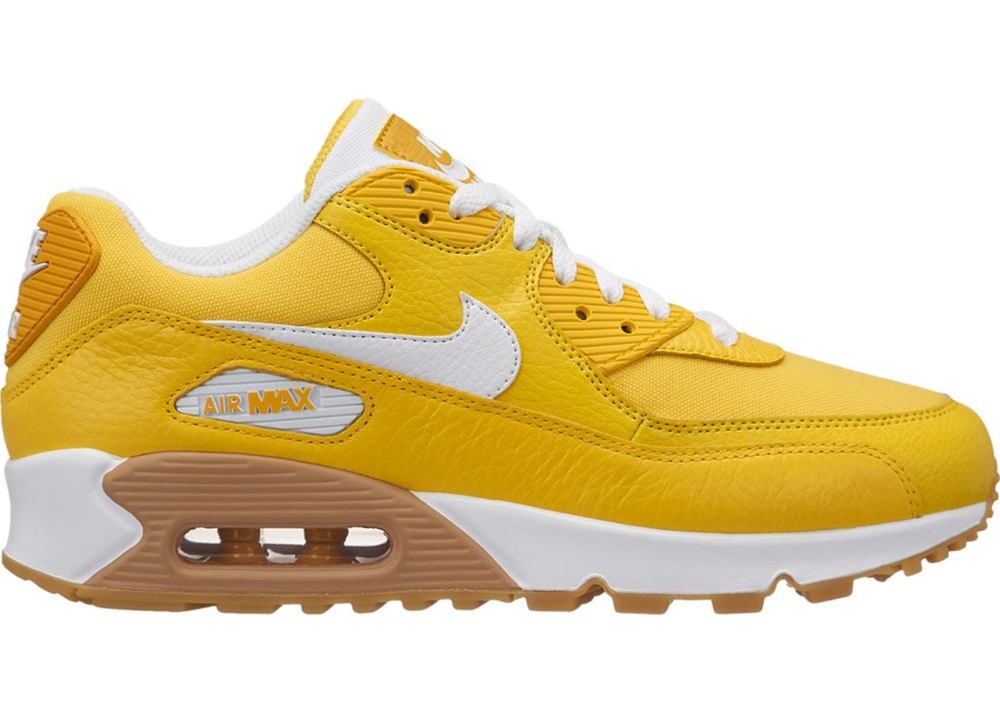 Nike Air Max 90 Tour Yellow Gum (W) - 896497-701