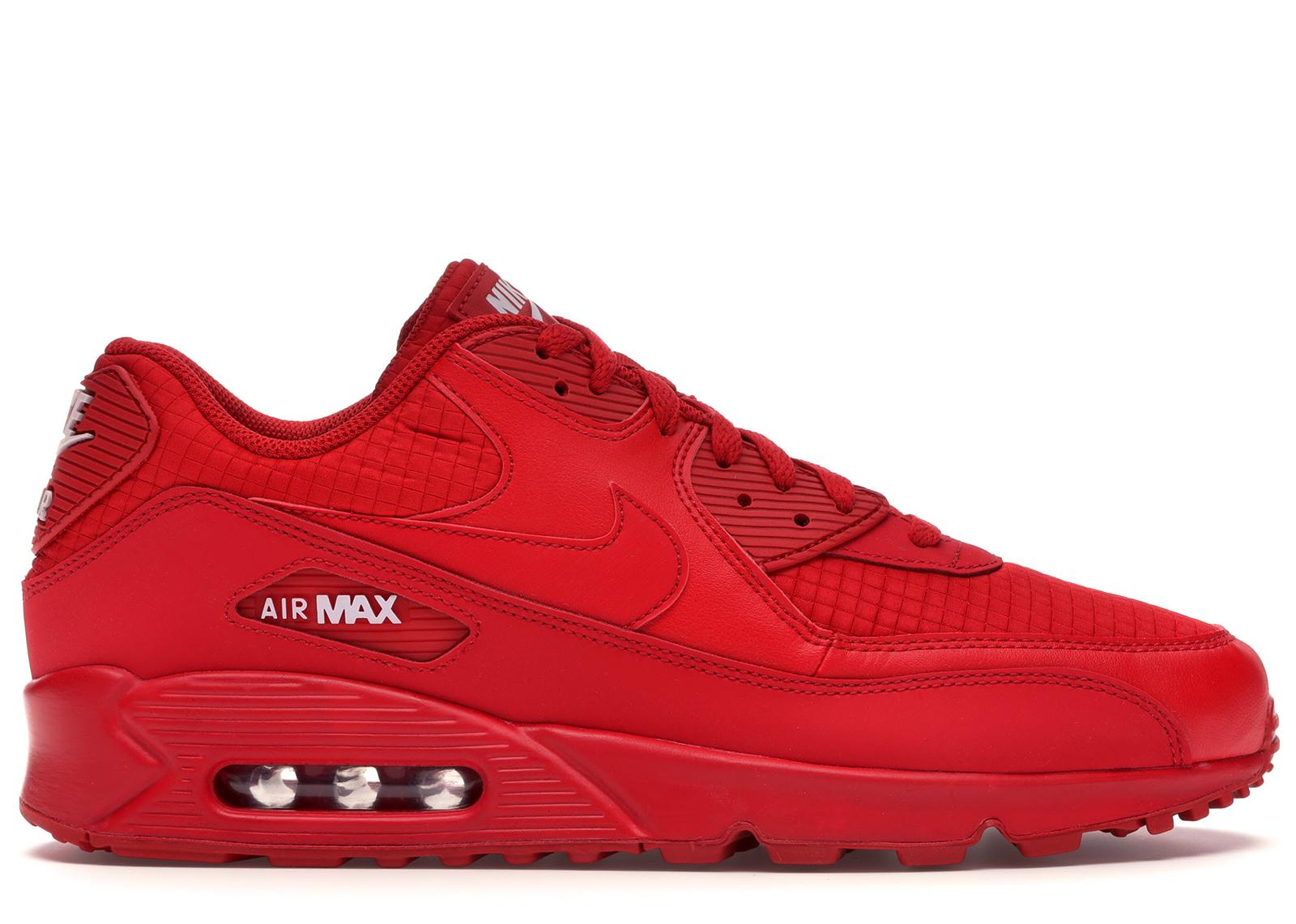 Nike Air Max 90 Triple Red