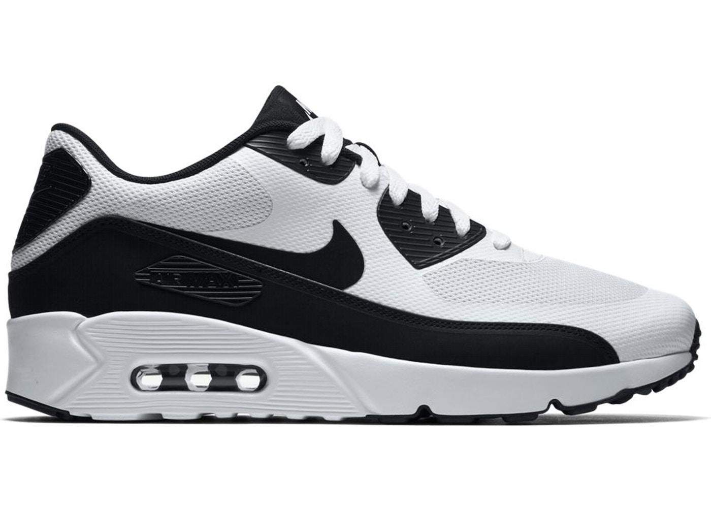 Nike Air Max 90 Ultra 2.0 White Black - 875695-100