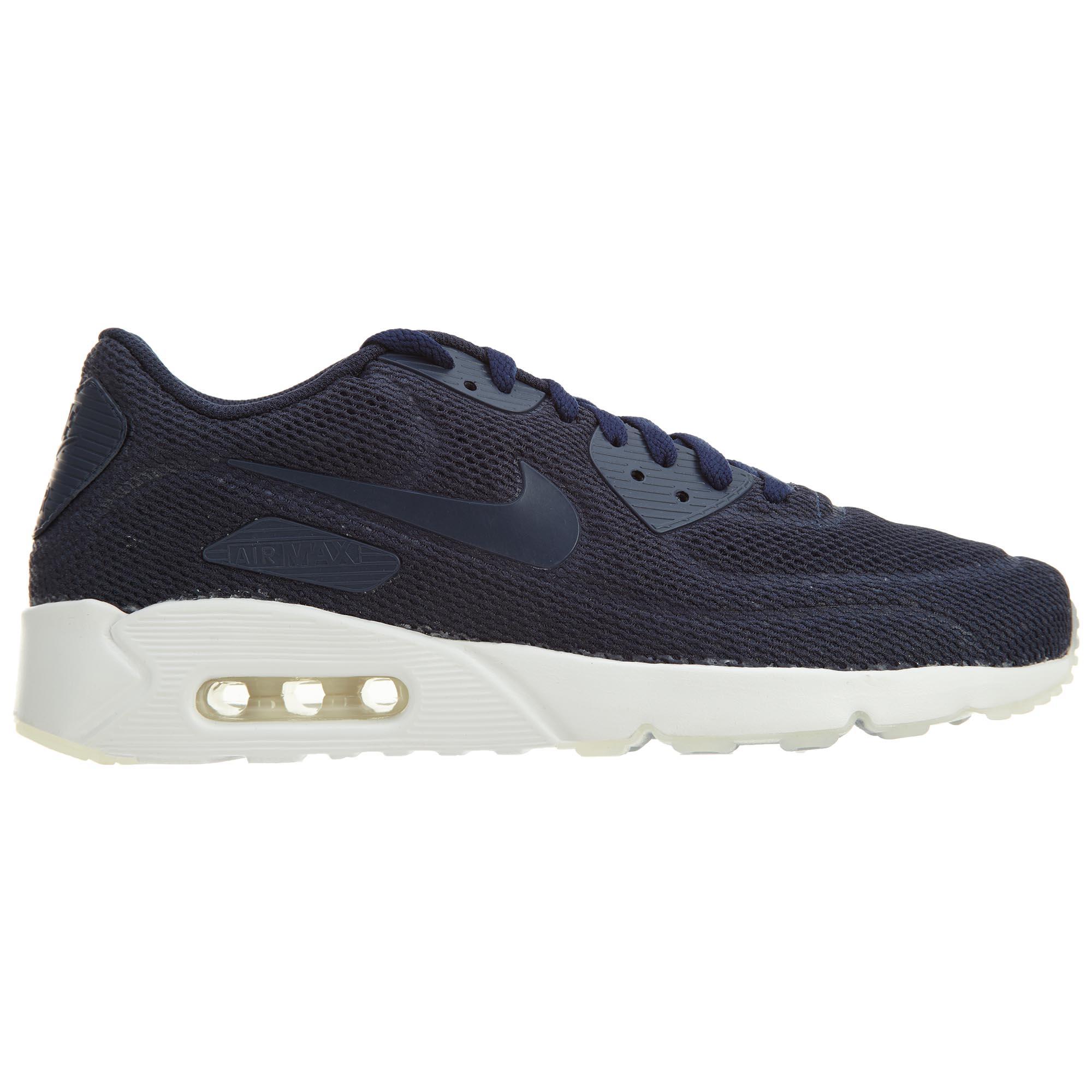 Nike Air Max 90 Ultra 2.0 Br Midnight Navy/Midnight Navy - 898010-400